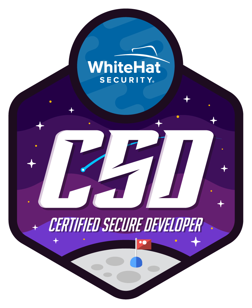 WhiteHat CSD Badge